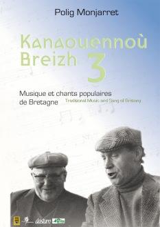 Couverture Kanaouennoù Breizh